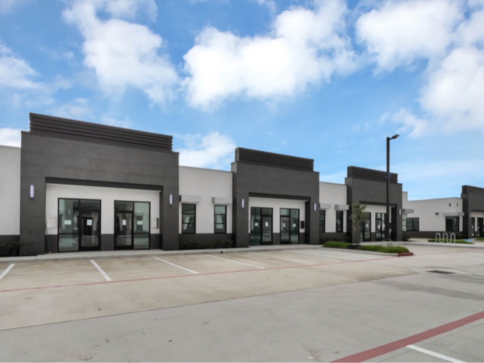 Pearland office building