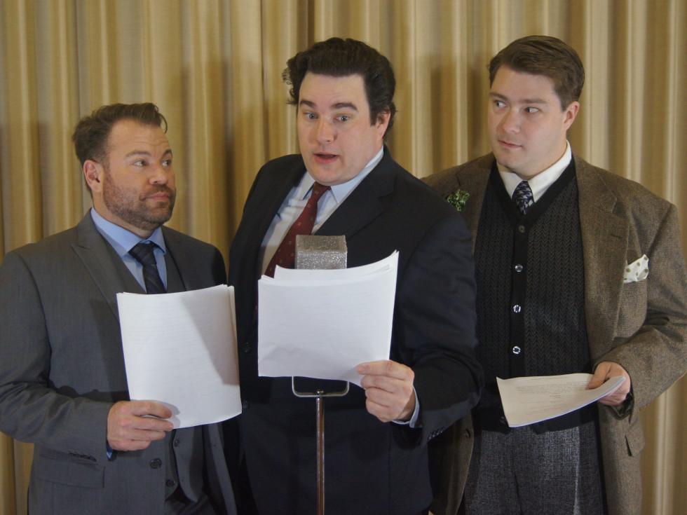 Pegasus Theatre presents Death on Delivery