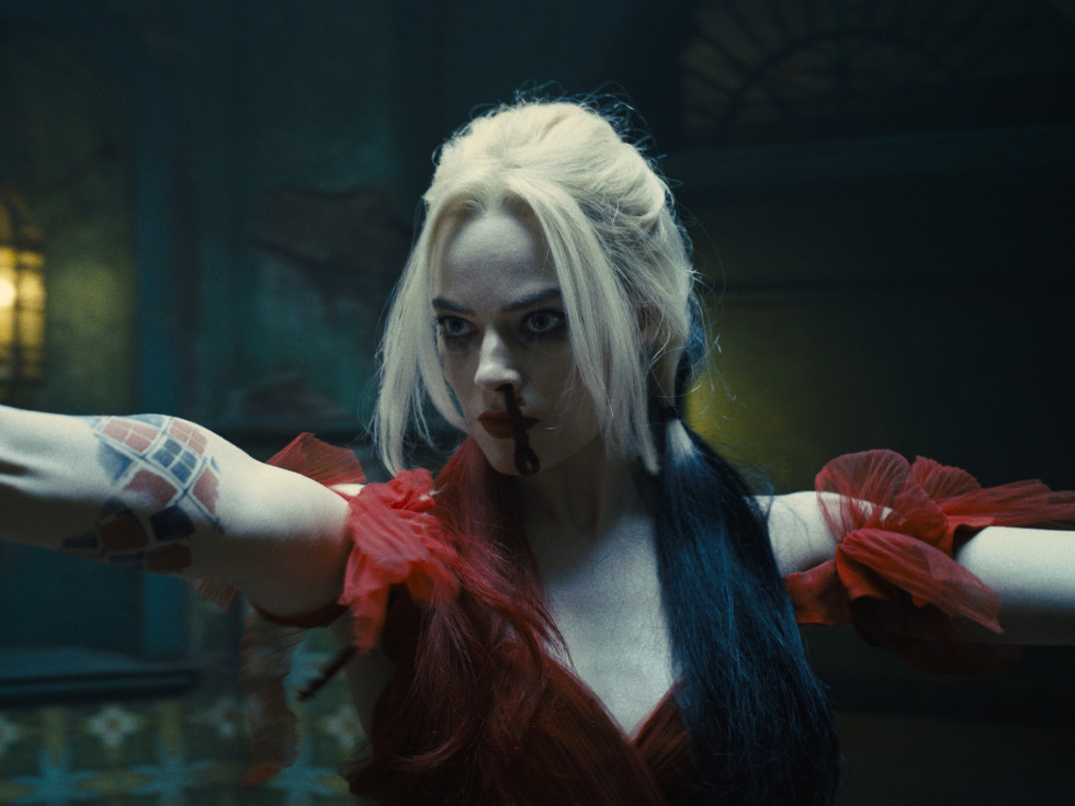 Margot Robbie in The Suicide Squad
