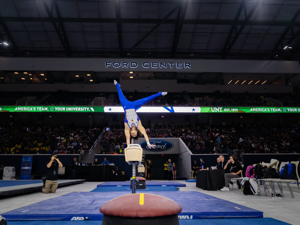 WOGA Classic Gymnastics