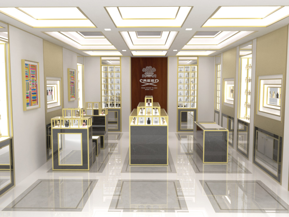 Creed Boutique Galleria Houston