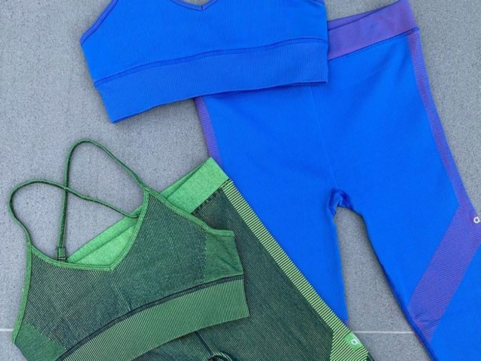 Alo Yoga clothing