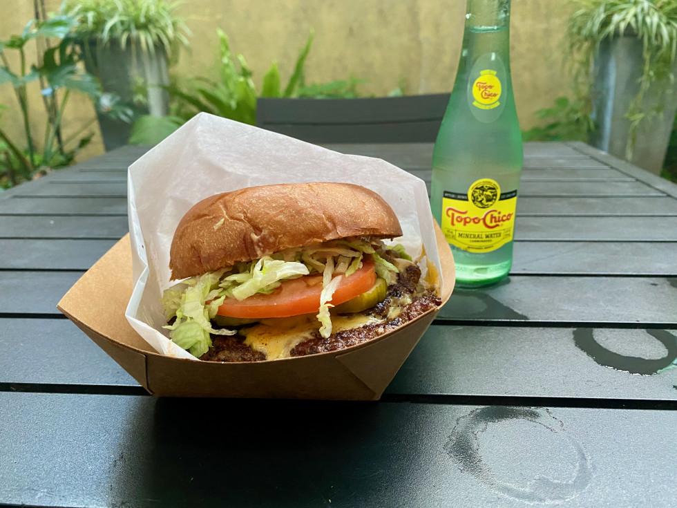 Joseph Bourdeaux smashburger