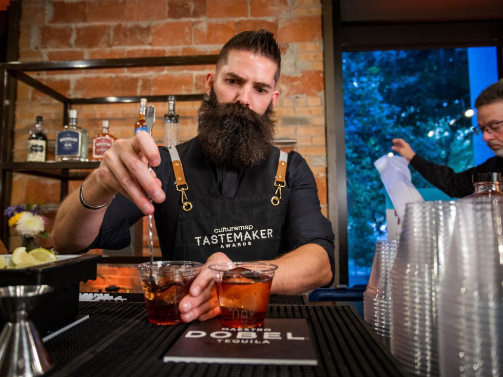 Tastemakers Dallas-Fort Worth, cocktail