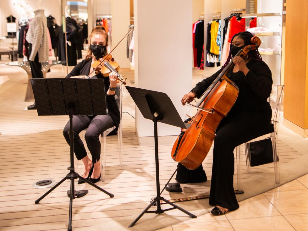 ICCC La Dolce Vita Neiman Marcus 2021 Divisi Strings
