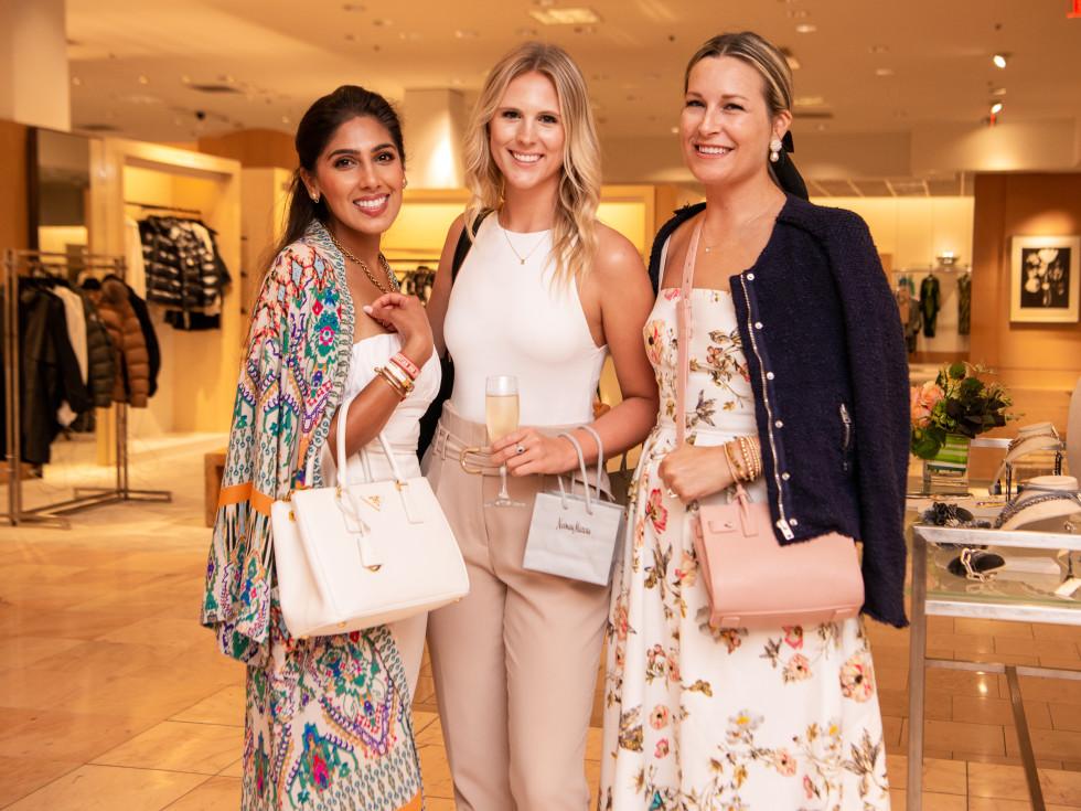 ICCC La Dolce Vita Neiman Marcus 2021 Zinat Ahmed, Amy Bruegging, Bethany Buchanan