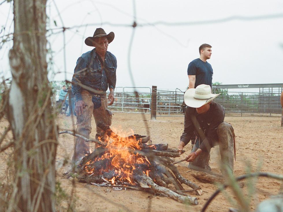 Easteños: True Cowboys of the Wild Horse Desert