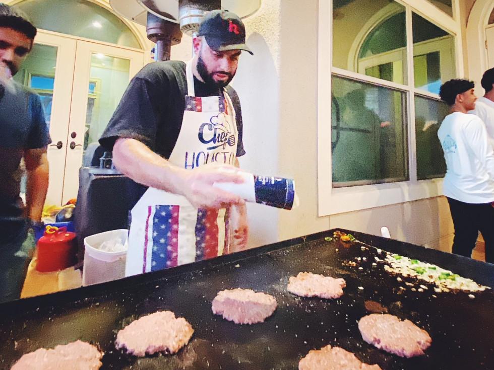 Abbas Dhanani Burger Bodega