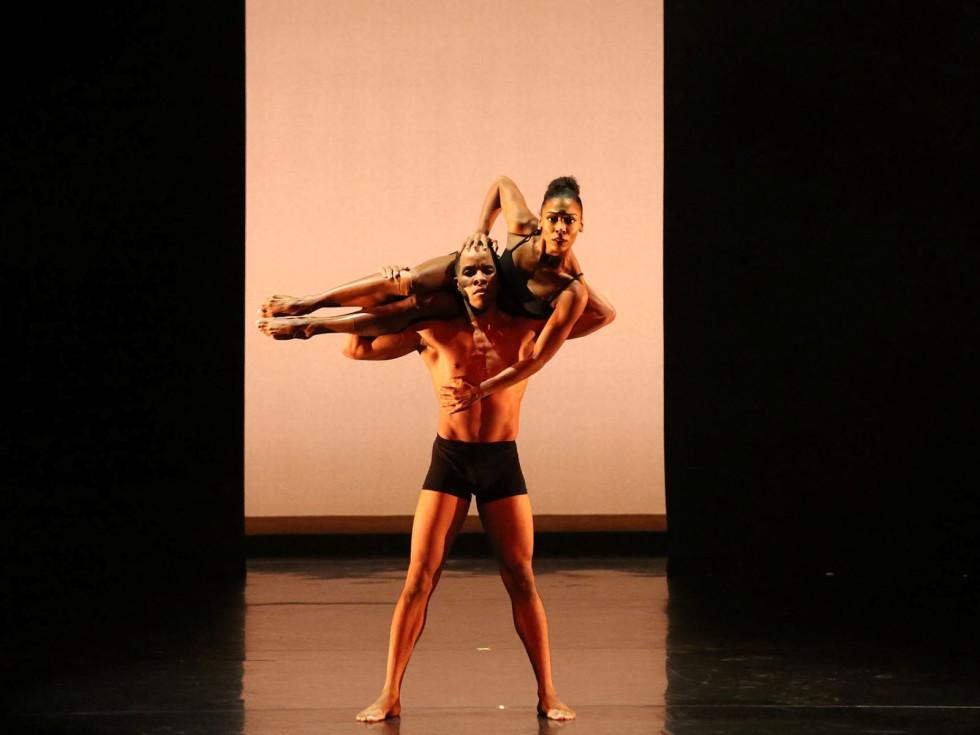 Dallas Black Dance Theatre,  Absolute Rule
