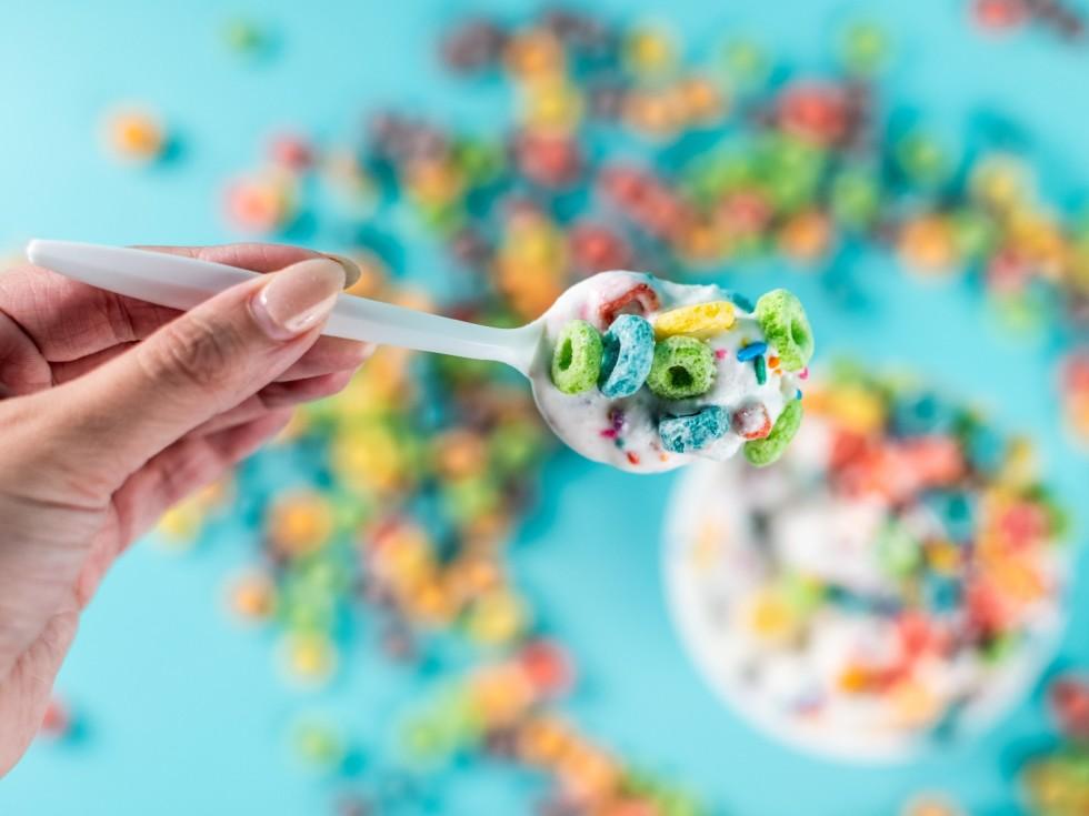 Saturday Morning Ice Cream