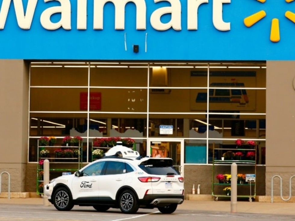 Ford and Walmart