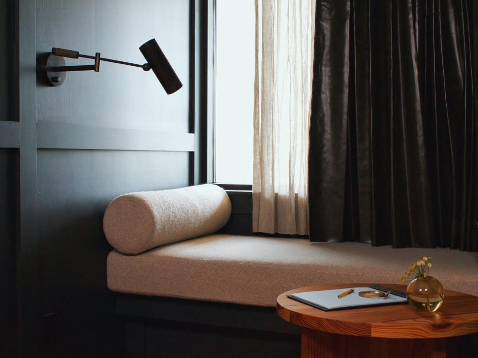 Albert Hotel room