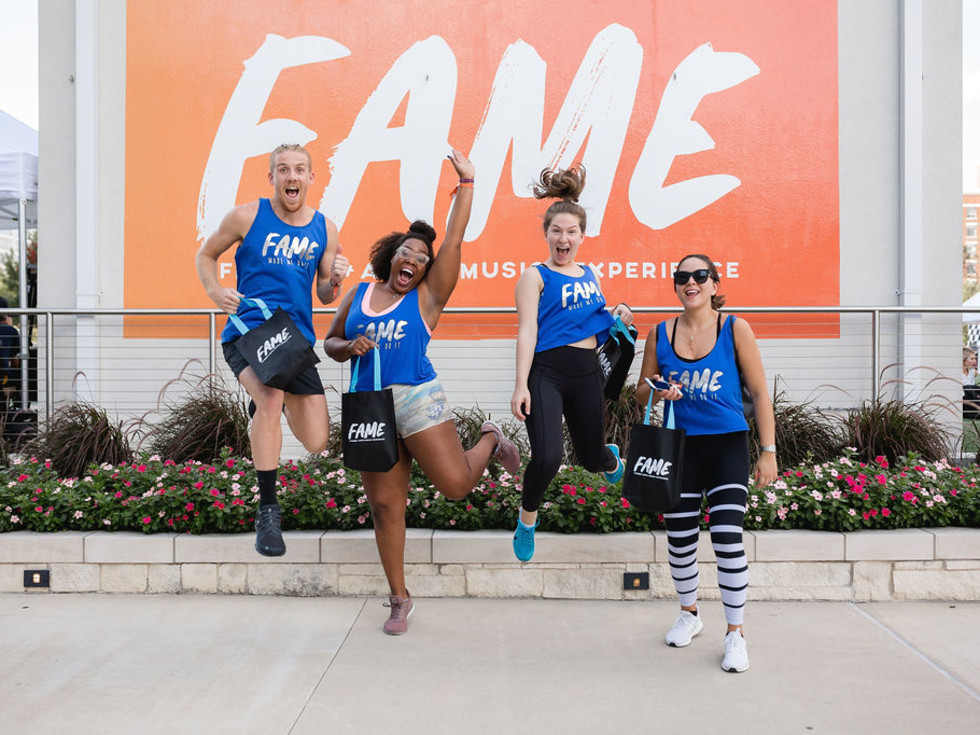 Fame Fest, Omni Dallas