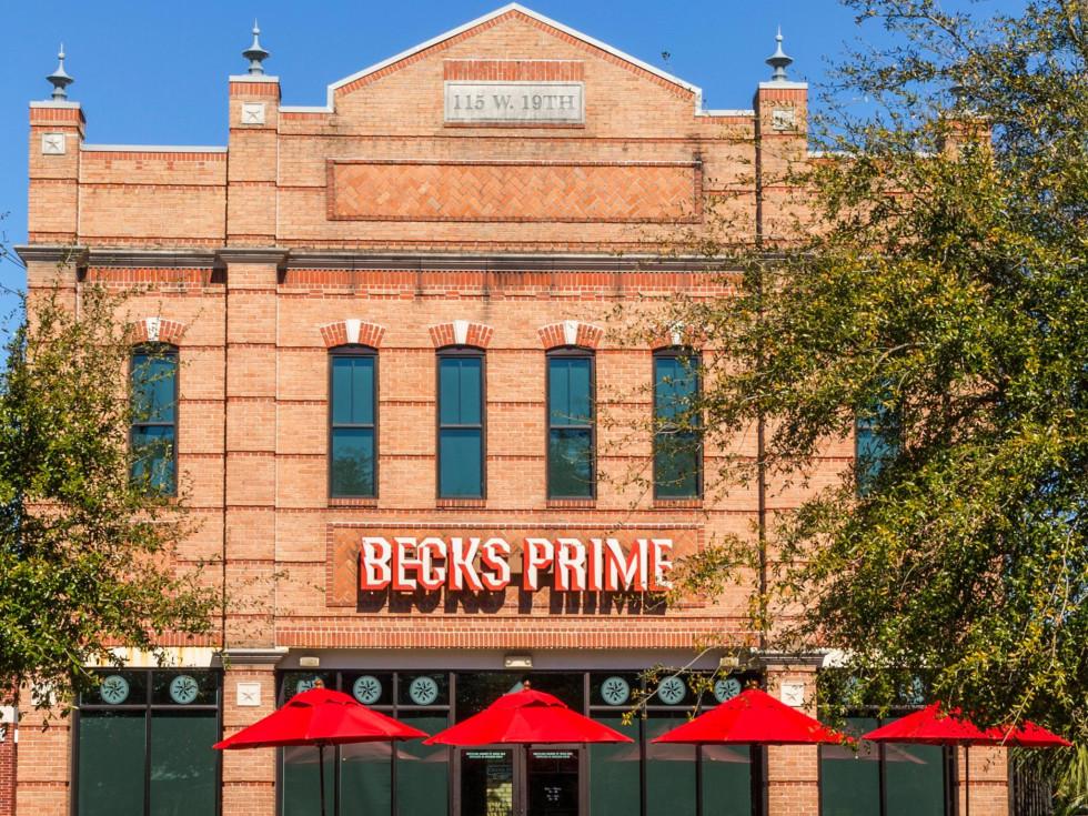 Becks Prime Heights exterior