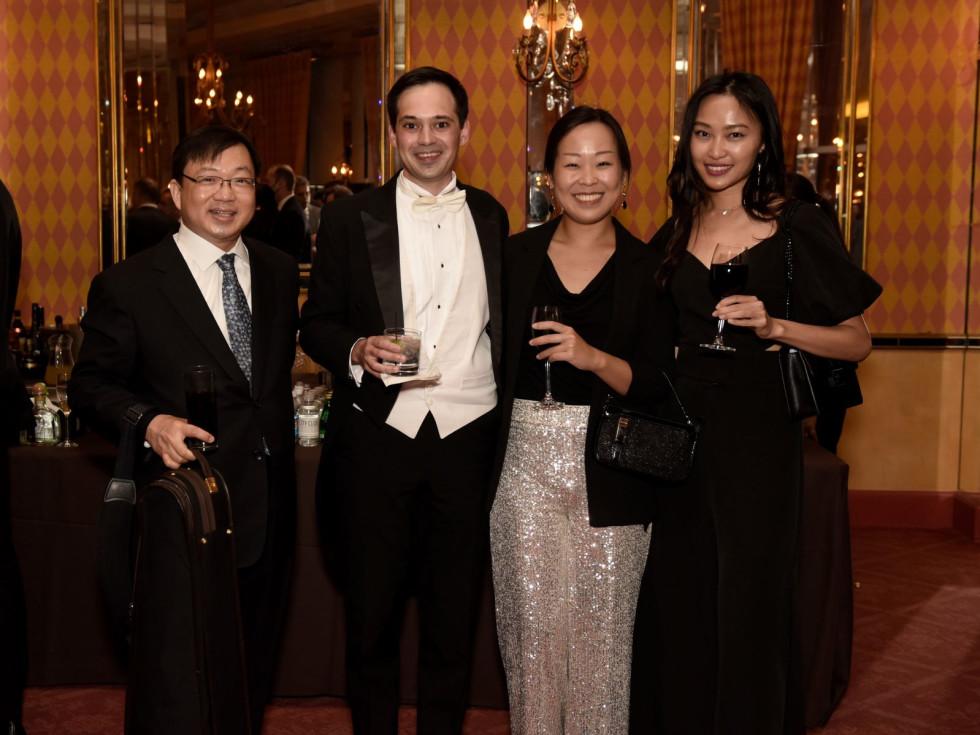 Michael Shih, Stas Chernyshev, Ann Hung, Ke-Hsuan Chen