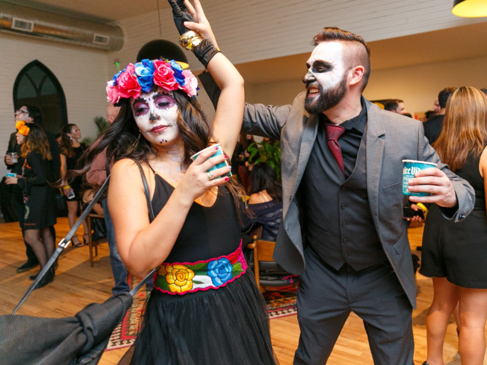 The Cathedral's Anniversary: A Dia De Los Muertos Inspired Fiesta