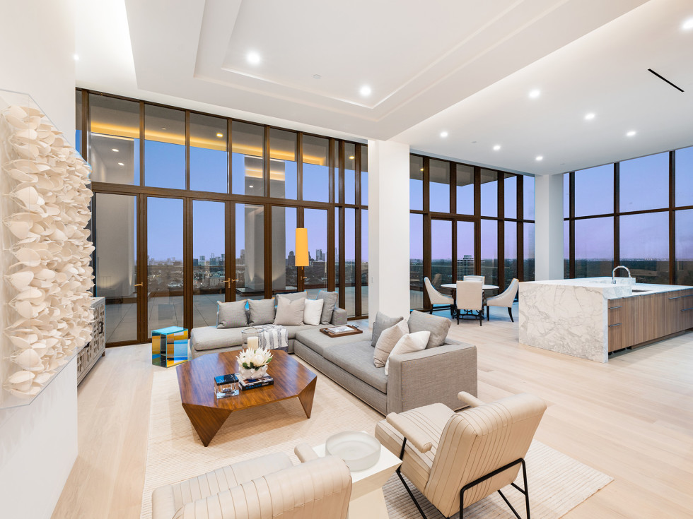 The River Oaks Penthouse Two West