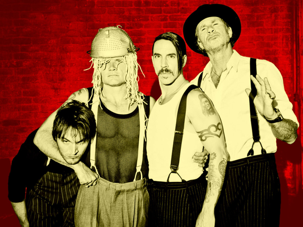 Red Hot Chili Peppers