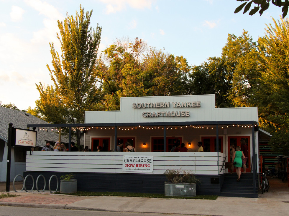 Southern Yankee Crafthouse exterior