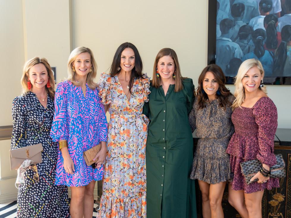 Katie Levy, Stephanie Parkinson, Kristi McAllister, Kristin Merrill, Ida Gleaton, Karrie Cato