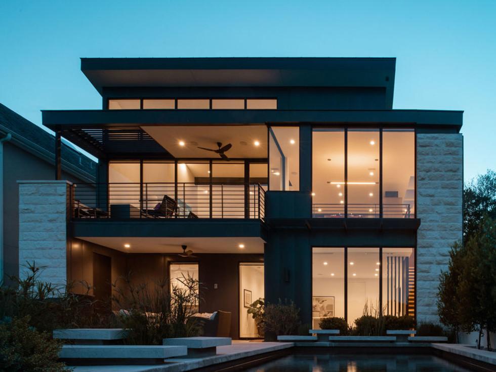 Inverse house