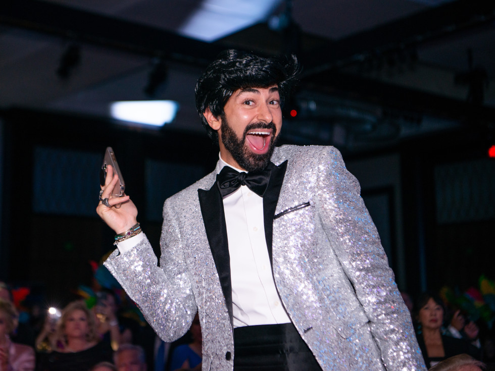 Houston Children's Charity Gala 2021 Fady Armanious
