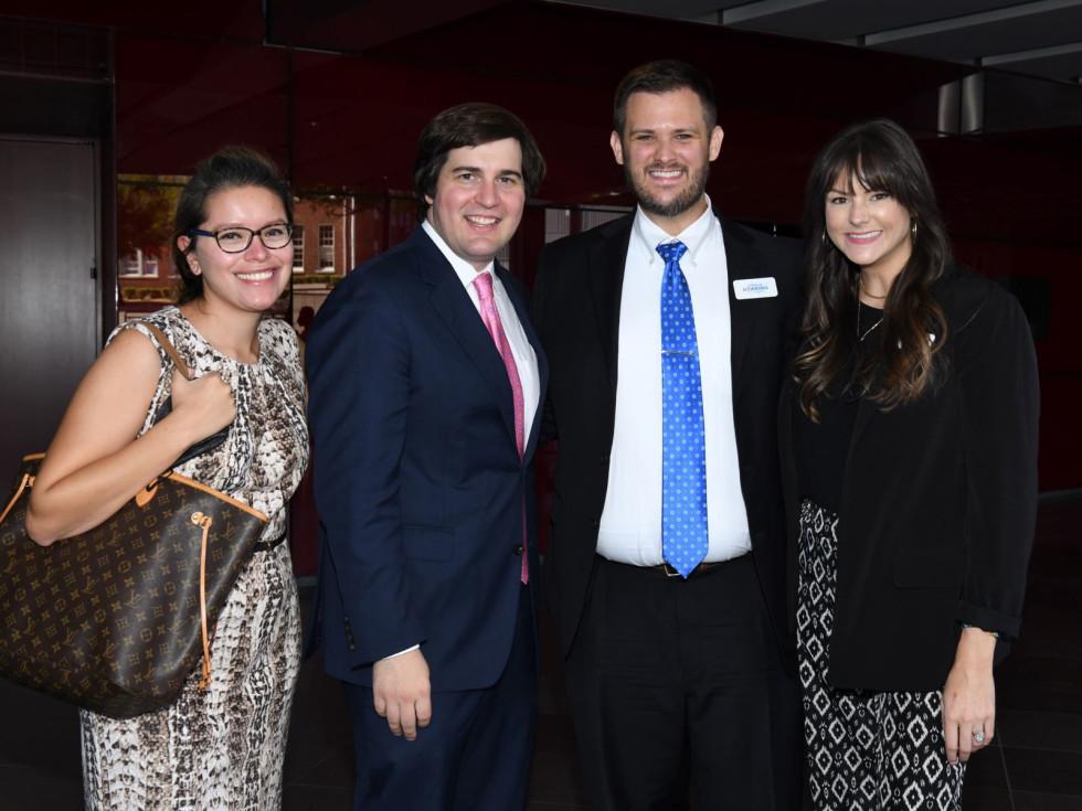 Raquel Alvarenga, Brent Becker,Charlie Gearing, Rachael Gearing