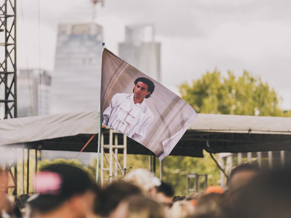 Seinfeld Flag ACL Fest 2021