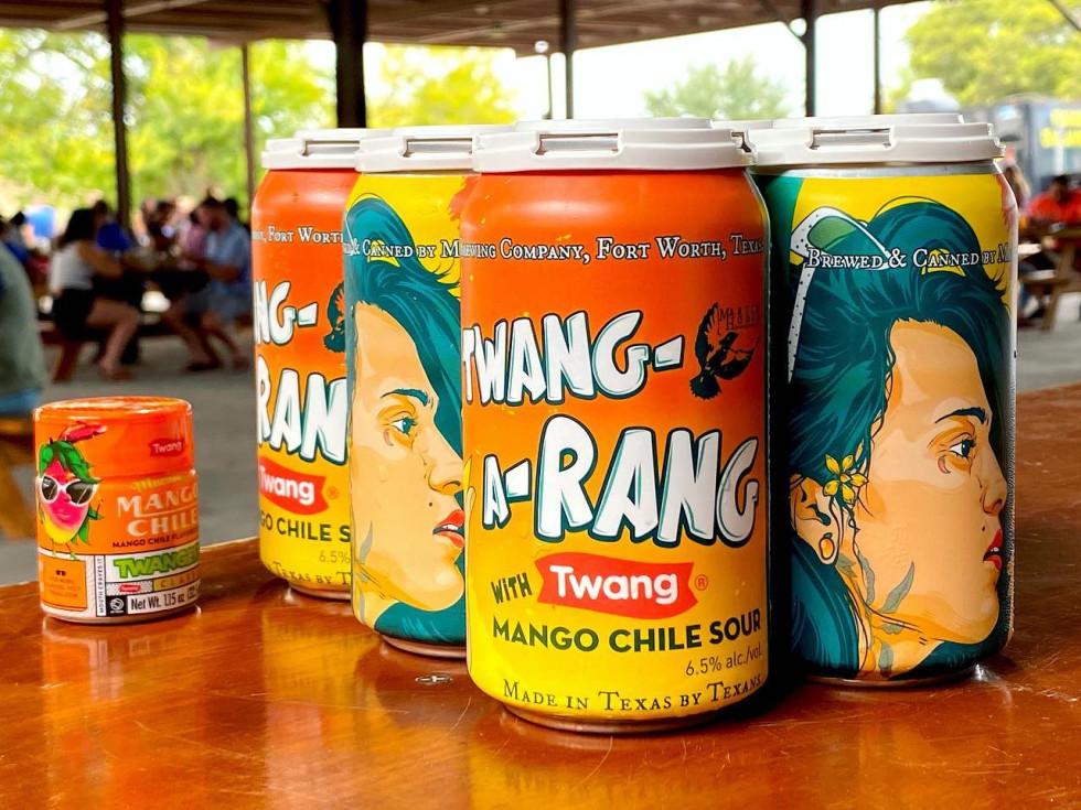 Twang-a-Rang beer