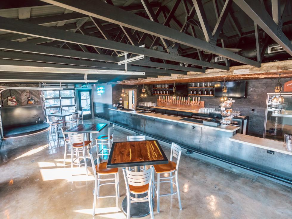 Celis Brewing taproom