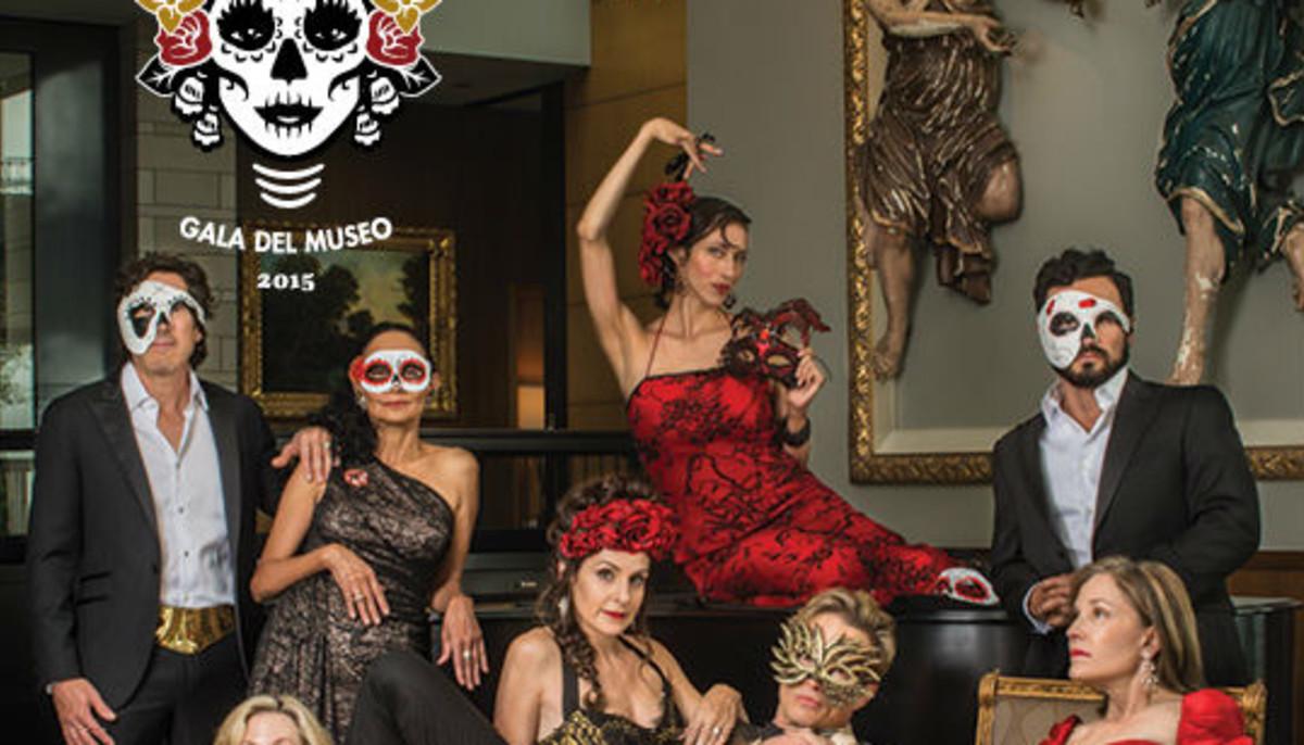 Mexic Arte Museum Presents Gala Del Museo Catrina Ball