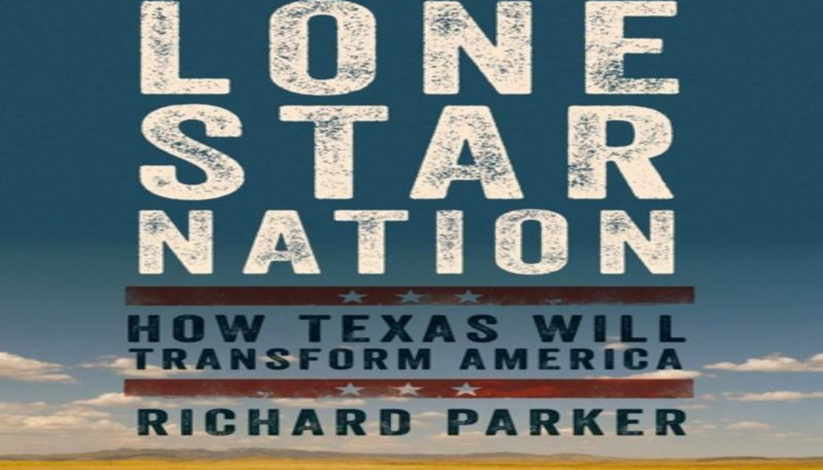 Book reading and signing: Lone Star Nation: How Texas Will