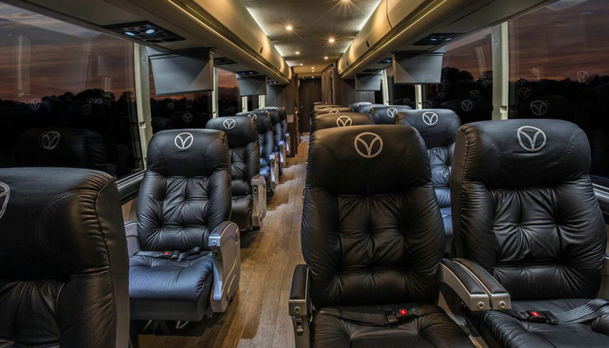 Luxury Motor Coach Adds New Route From Austin To Fort