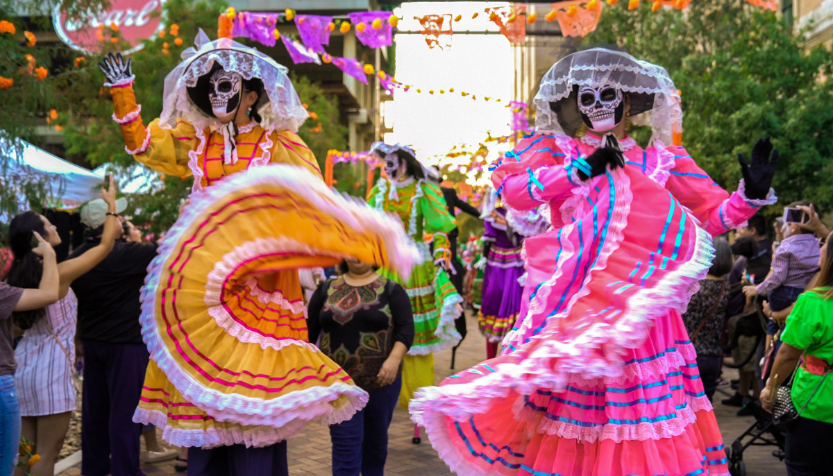 13 Spirited San Antonio Events To Celebrate Dia De Los