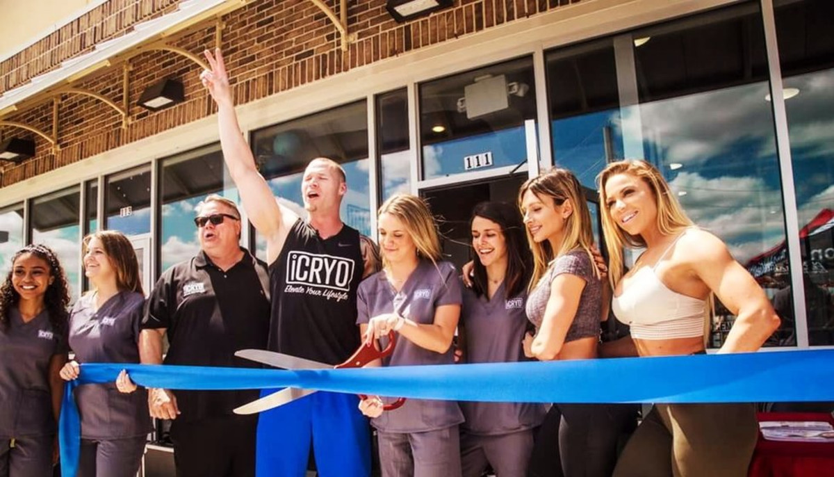 Houston Cryotherapy Chain Opening Austin Shop Amid