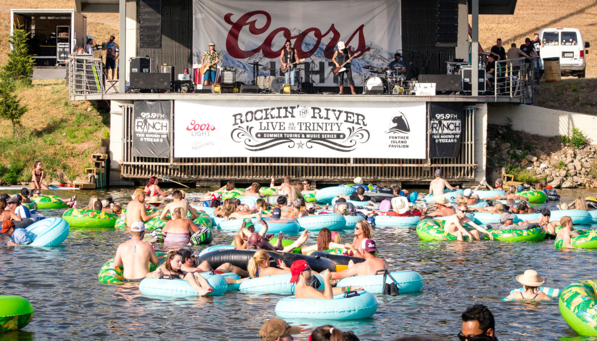 Panther Island Pavilion presents Rockin' The River - Event