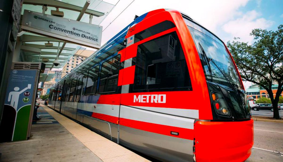 Houston Metrorail Lines Temporarily Shut Down Amid Safety
