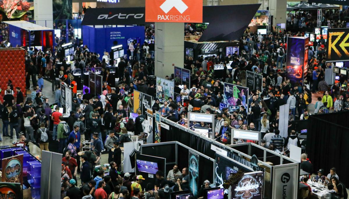 Penny Arcade Presents Pax South Event Culturemap San