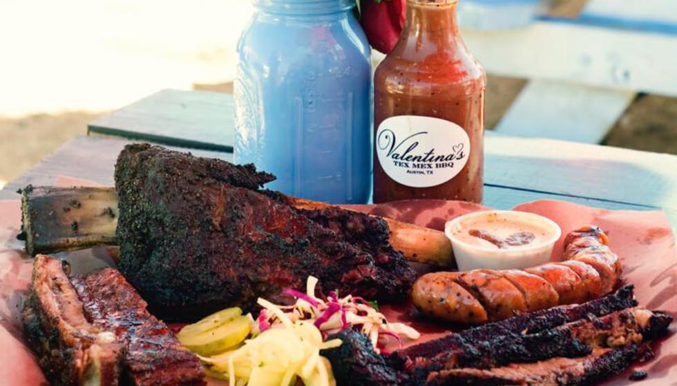 Valentina's Tex Mex BBQ barbecue