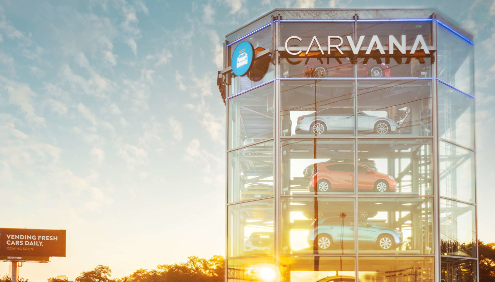 dallas car buyers get their very own quirky car vending machine culturemap dallas quirky car vending machine