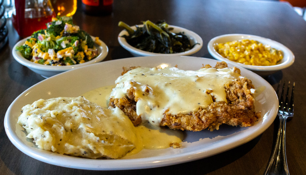 Chicken Fried Steak At Porch Swing In Mesquite Is Worth The Trip Culturemap Dallas