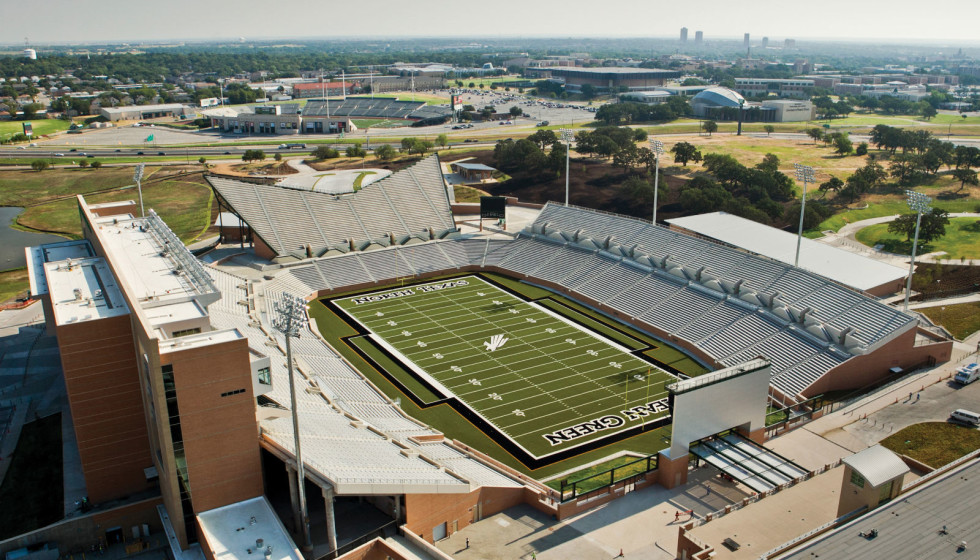 North Texas Stadium Fumbles Among Worst Venues In College Sports Culturemap Dallas