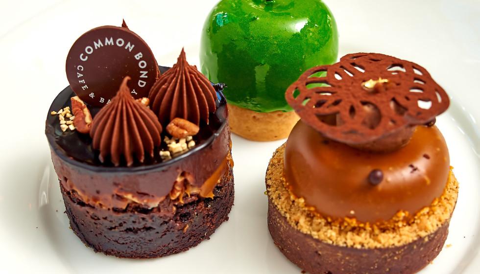 Common Bond Heights pastries