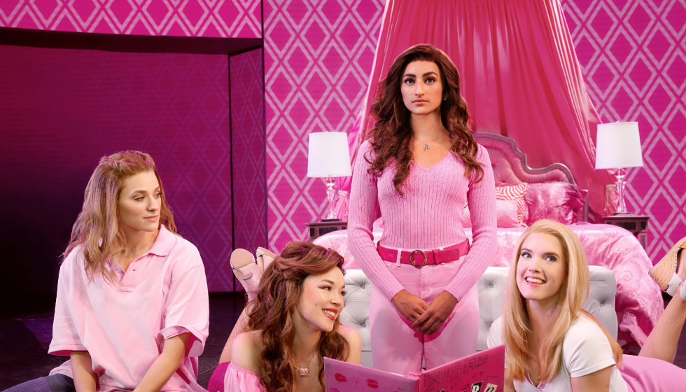 Touring company of Mean Girls