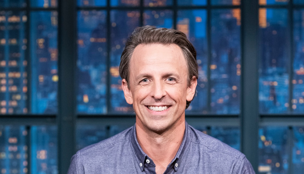 Seth Meyers FB desk vote