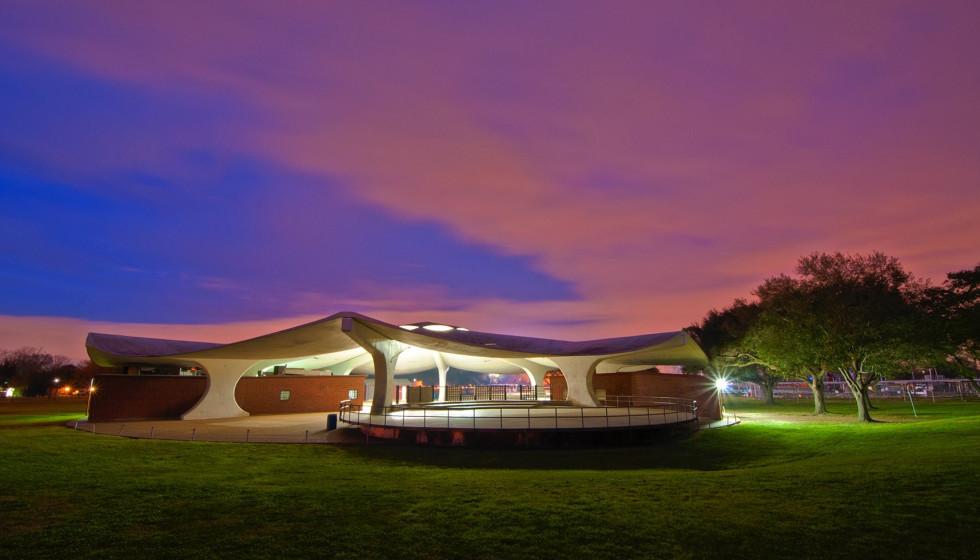 Pasadena Strawberry Park Pavilion