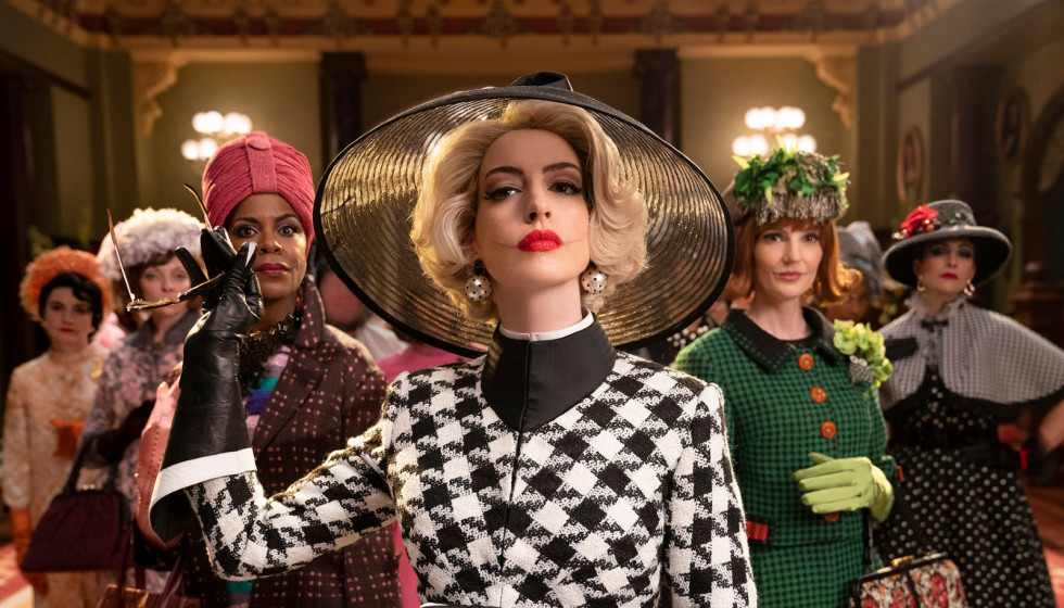 Anne Hathaway-led The Witches entertains and disturbs in equal measure