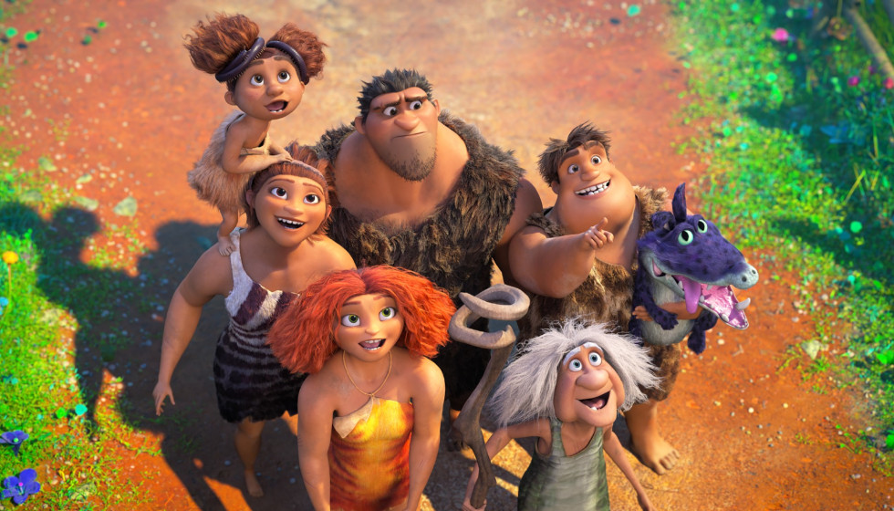 The Croods: A New Age pushes crude family into funny new territory