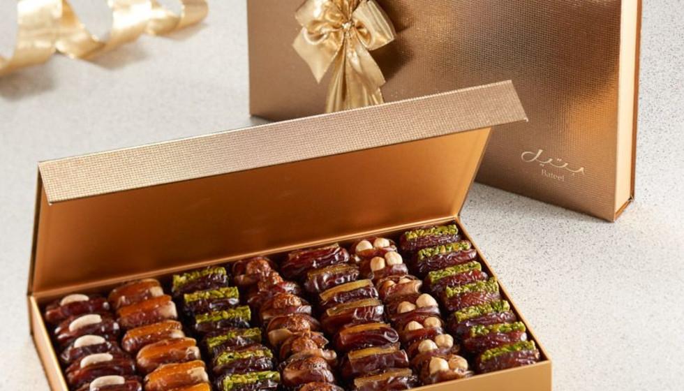 Bateel dates midas box