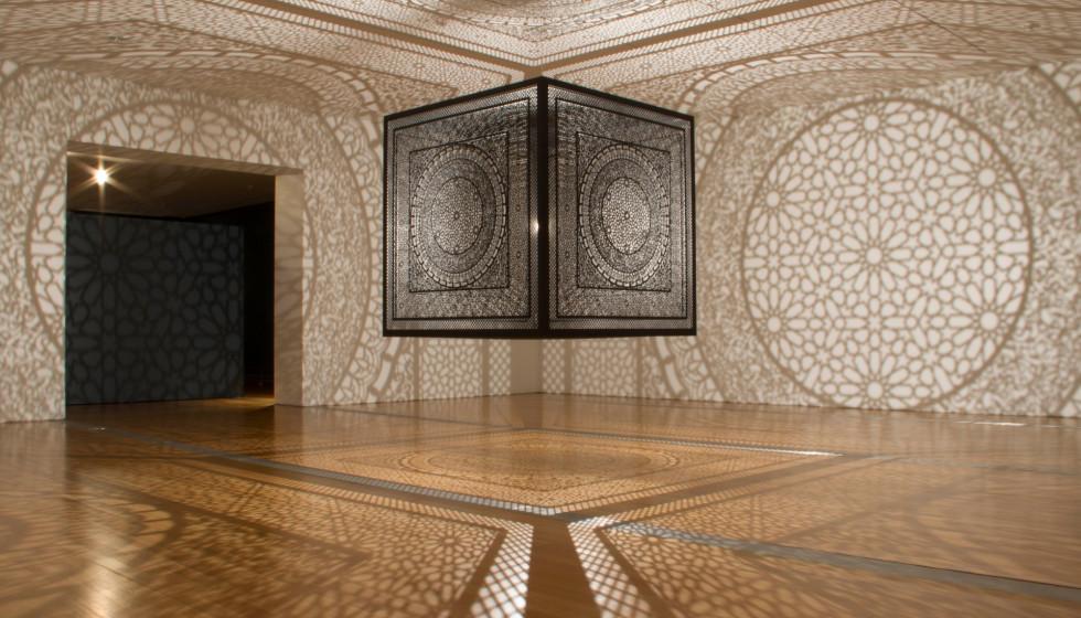 "Amon Carter Museum of American Art presents ""Anila Quayyum Agha: A Beautiful Despair"""